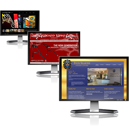 Gold Coast Web Design